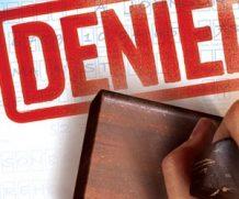 Bị đánh rớt visa, phải xử lý như thế nào cho hiệu quả?