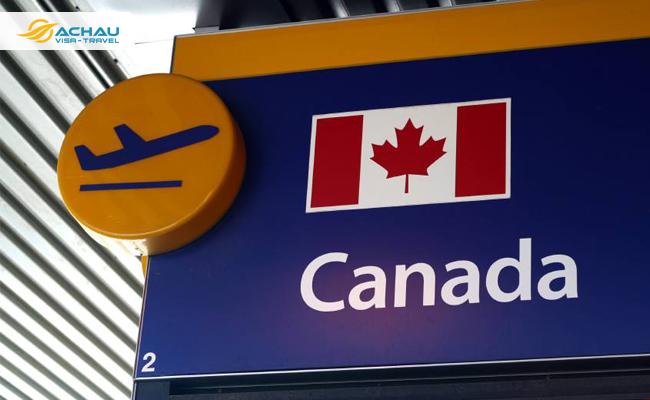 Không có người bảo lãnh xin visa du lịch Canada được không?