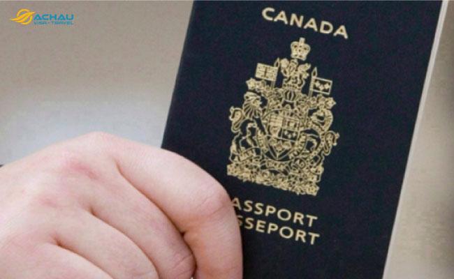 Những loại hộ chiếu và giấy thông hành tại Canada