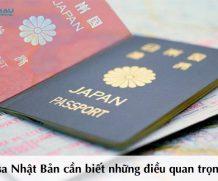 Xin visa Nhật Bản cần biết những điều quan trọng nào?