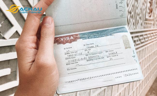 Vai trò của sổ tiết kiệm khi xin visa du lịch Hàn Quốc 2