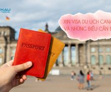 Xin visa Canada đi du lịch và những điều cần biết