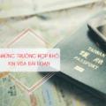 Xin visa du lịch Đài Loan khó khăn hơn với những trường hợp sau
