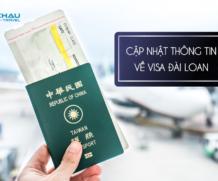 Đài Loan rút ngắn thời gian miễn thị thực, visa Quan Hồng ngày càng khó