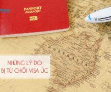 Những sai lầm khiến bạn dễ bị từ chối visa Úc