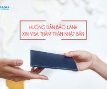 Hướng dẫn bảo lãnh người thân xin visa thăm thân Nhật Bản