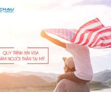 Quy định về hồ sơ xin visa thăm người thân ở Mỹ