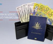 Hướng dẫn xin visa du lịch Úc có người thân ở Úc bảo lãnh